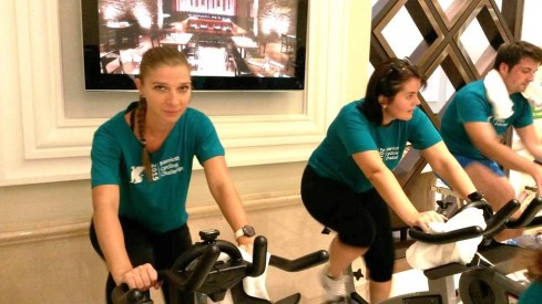 marriott cycling challenge