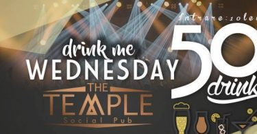 drink me wednesday