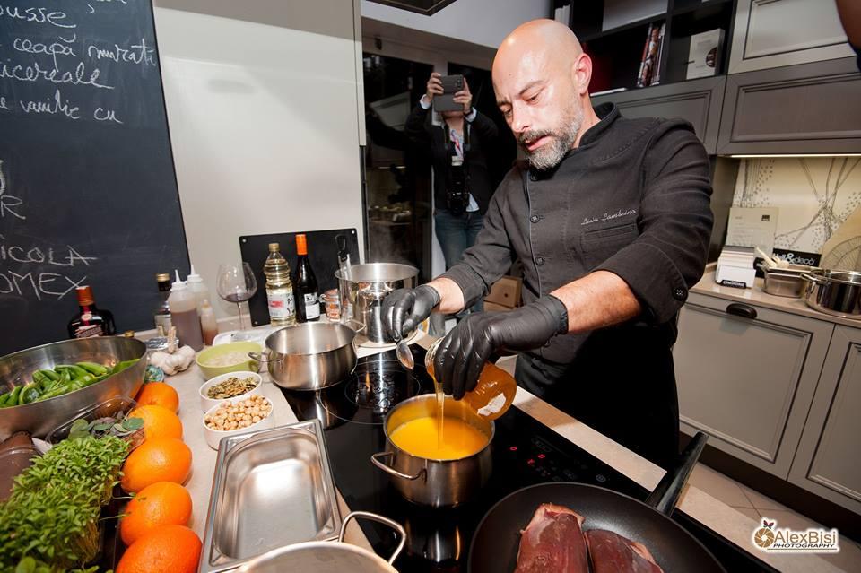 secretele unui chef