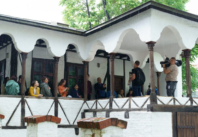 casa târgoveților