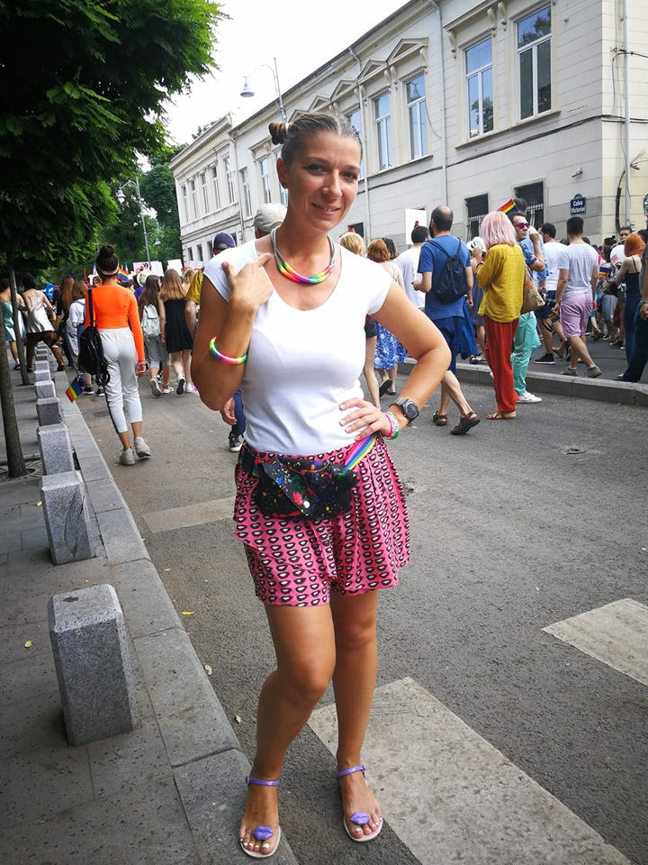 gay pride bucharest