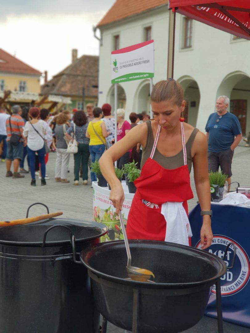 food camp sibiu